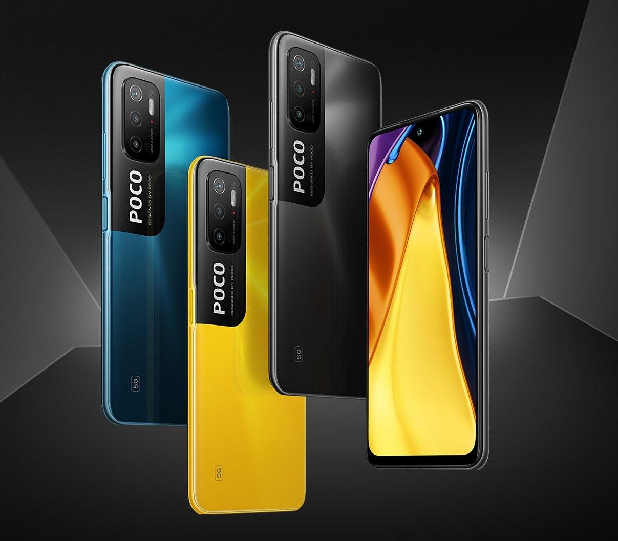 Poco M3 Pro 5G: Gyönyörű dizájn, profi kivitelezés