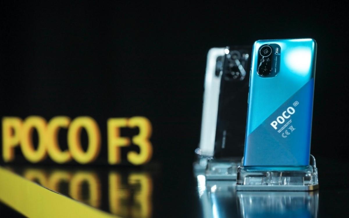 Poco F3: remek tulajdoságokkal elérhető áron immár rendelhető!